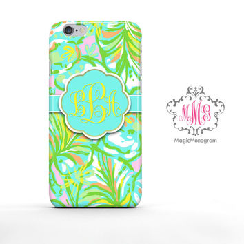 Elephant Ears Lilly Pulitzer iPhone 6s Case, iPhone 6 Case Series