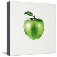 Green Apple Giclee Print by Sydney Edmunds at Art.com