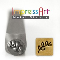 ImpressArt Design Stamp, Vine, 6mm