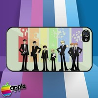 Ouran High School Host Club Anime Manga iPhone 4 or iPhone 4S Case