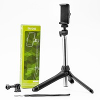 Selfie Stick, iKross 40-inch Selfie Handheld Extendable Monopod with Tripod Stand with GoPro / Smartphone Adapter