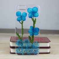 Unique real Pressed flower iphone 5 case  Iphone 5s case Cover, Iphone 4 4s Case  iphone 4s cases Samsung galaxy s3 s4 cases