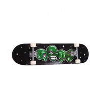 COOLGO Green Giant Stickers Maple Deck Skateboard Complete,ship from US