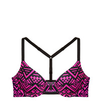 Wear Everywhere T-Back Push-Up Bra - PINK - Victoria's Secret