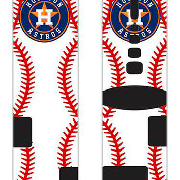 Houston Inspired Custom Nike Elite Socks