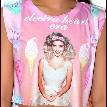 Electra heart – Happy Monday