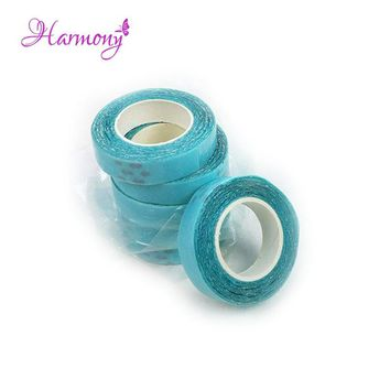 FREE SHIPPING 5 Rolls 1cm**3 yards super hair tape double-sided adhesive tape for hair extension/lace wig/toupee