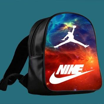 air jordan nike nebula for Backpack / Custom Bag / School Bag / Children Bag / Custom