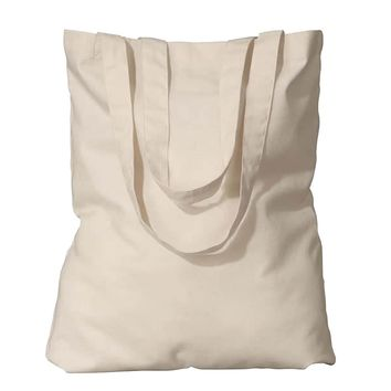 Deluxe Cotton Tote Bag No Gusset - TR100
