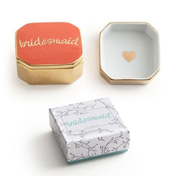 Love Is In The Air Bridesmaid Box