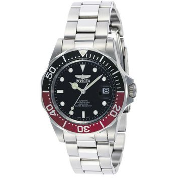 Invicta Men's 9403 Pro Diver Automatic 3 Hand Black Dial Watch
