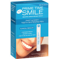 Walmart: Prime Time Smile Fast & Easy Teeth Whitening Pen