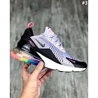 NIKE AIR MAX 270 Half Palm Cushion Sneakers Shoes shoes