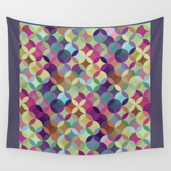 Circling Wall Tapestry by All Is One