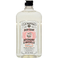 J.r. Watkins Dish Soap - Grapefruit - 24 Oz