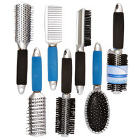 Bulk Basic Solutions Foam Handle Hair Brushes at DollarTree.com