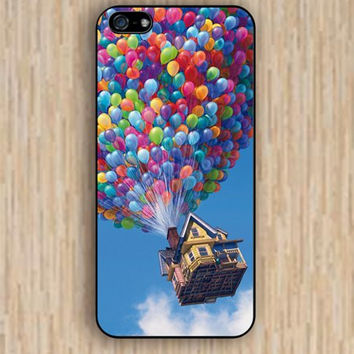 iPhone 5s case up hot air balloon colorful iphone case,ipod case,samsung galaxy case available plastic rubber case waterproof B032