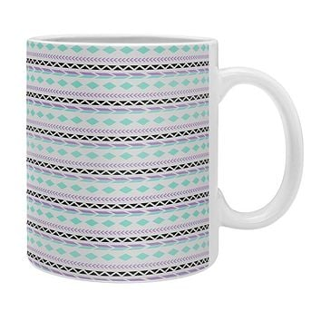 Allyson Johnson Native American Pattern Coffee Mug