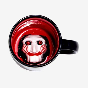 Saw Jigsaw Billy 3D Inside Mug