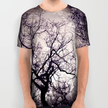 in the winter All Over Print Shirt by VanessaGF