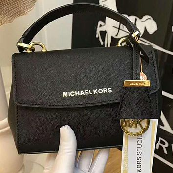 MK MICHAEL KORS Classic Counter Female High Quality Shoulder Bag F-AGG-CZDL Black