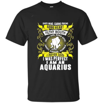 I am an AQUARIUS Astrology Zodiac Men Women Girl 3025