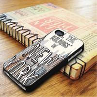 New York City iPhone 5 | iPhone 5S Case