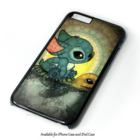 Disney Stitch Design for iPhone and iPod Touch Case