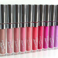 Colourpop Ultra Satin liquid lipstick lip gloss 12pcs