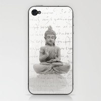 Buddhist faith iPhone & iPod Skin by Tanja Riedel | Society6