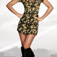 Army Doll Costume