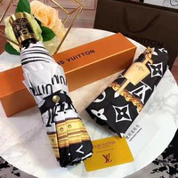 Louis Vuitton Fashion Folding Umbrella