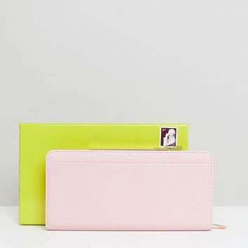 Ted Baker Mini Bark Zip Matinee Purse at asos.com