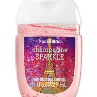 PocketBac Sanitizing Hand Gel Champagne Sparkle
