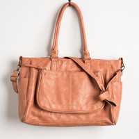 ModCloth Minimal Get the Geolo-gist? Bag
