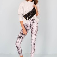 VARLEY | Barry Tight - Monochrome Snake