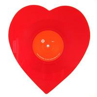 """Mayer Hawthorne: Just Ain't Gonna Work Out (Heart Shaped Colored Vinyl) Vinyl 10"""""""