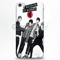 5 Second Of Summer Logo iPod Touch 5 Case | casefantasy