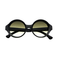 Retro Fashion Style Pop Up Frame Round Sunglasses Shades R44