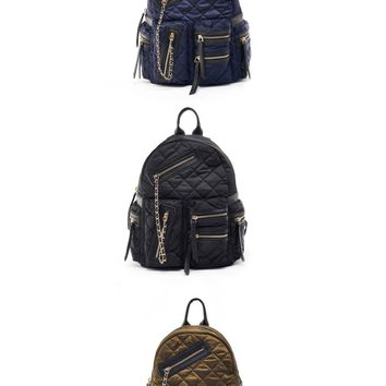 Now or Never Nylon Backpack
