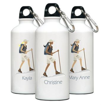 Go-Girl Water Bottle -Hiking