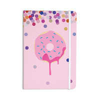 "KESS Original ""Sprinkles"" Pink Food Everything Notebook"