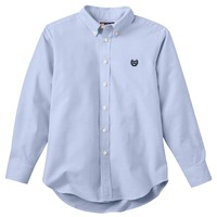 Chaps Oxford Button-Down Shirt - Boys