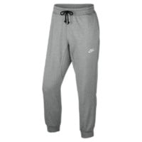 Nike AW77 Cuffed Men's Pants Size XS (Grey)