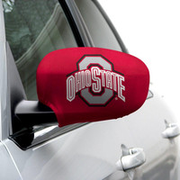 Side Styles Mirror Covers Large Ohio State Buckeyes