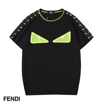 FENDI ROMA T Shirt Top Tee Summer 004