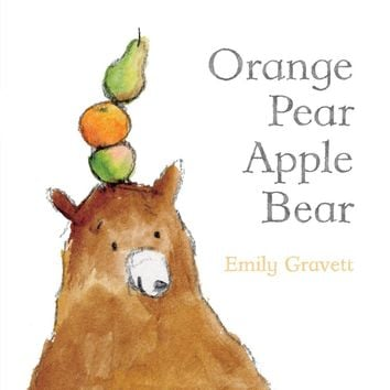 Orange Pear Apple Bear (Classic Board Books) Board book – August 23, 2011