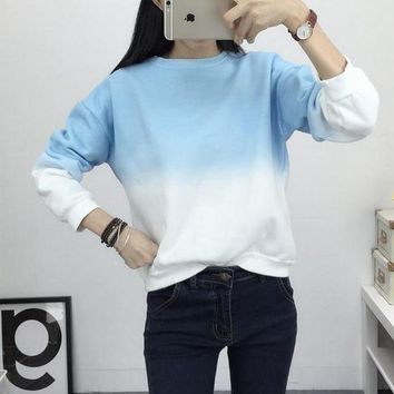 Simple Two-Tone T-Shirt (Many Colors)