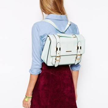 River Island Mint Large Satchel