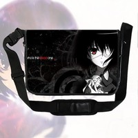 Japanese anime Another   Messenger Bag Liangpi satchel